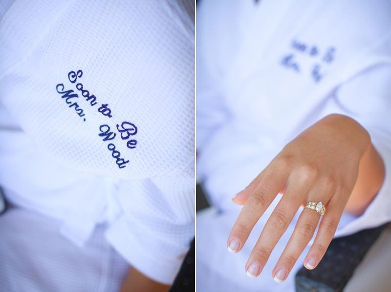 santa barbara beach wedding ring