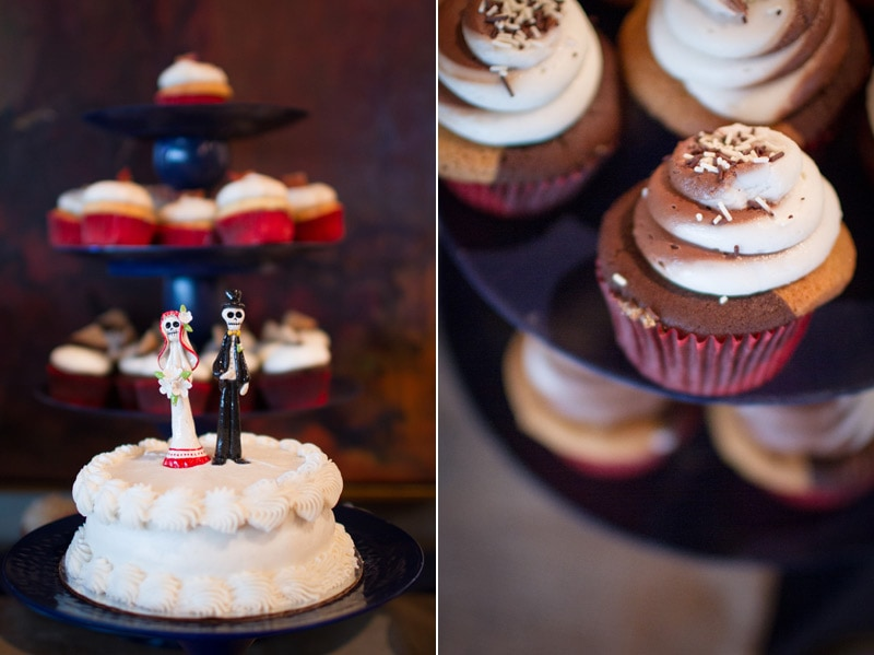 santa barbara reception cake