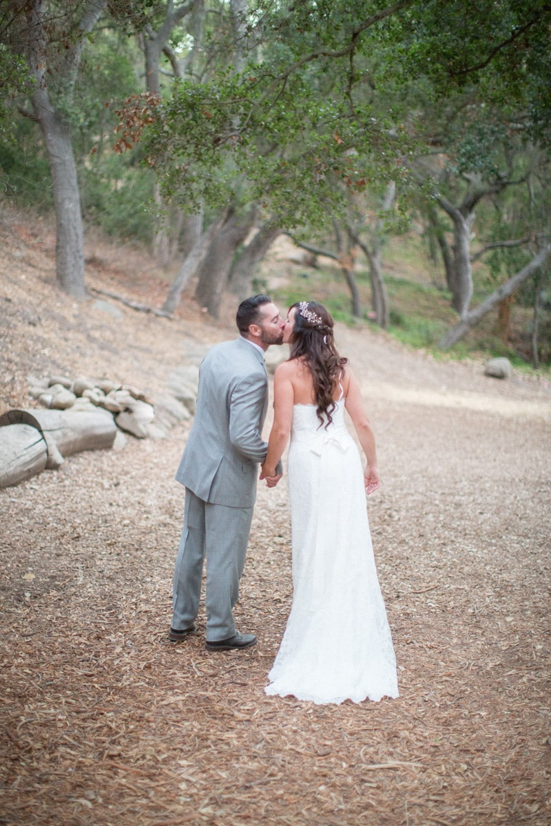 Natural History Museum Santa Barbara Wedding