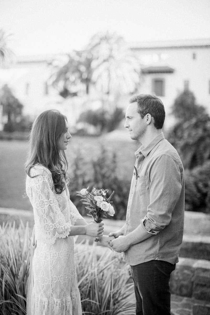 A Modern Santa Barbara Elopement Kiel Rucker Photography