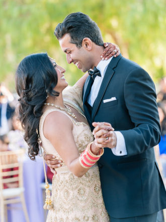 Real Santa Barbara Weddings | Indian Wedding at Greengate Ranch