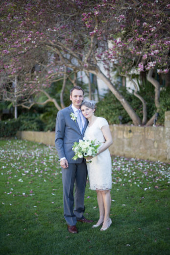 Valentine's Day Elopement | Santa Barbara