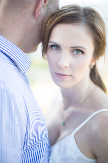 Knapps Castle Engagement | Santa Barbara Couple