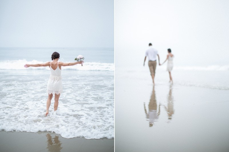 Santa Barbara Elopement Photography