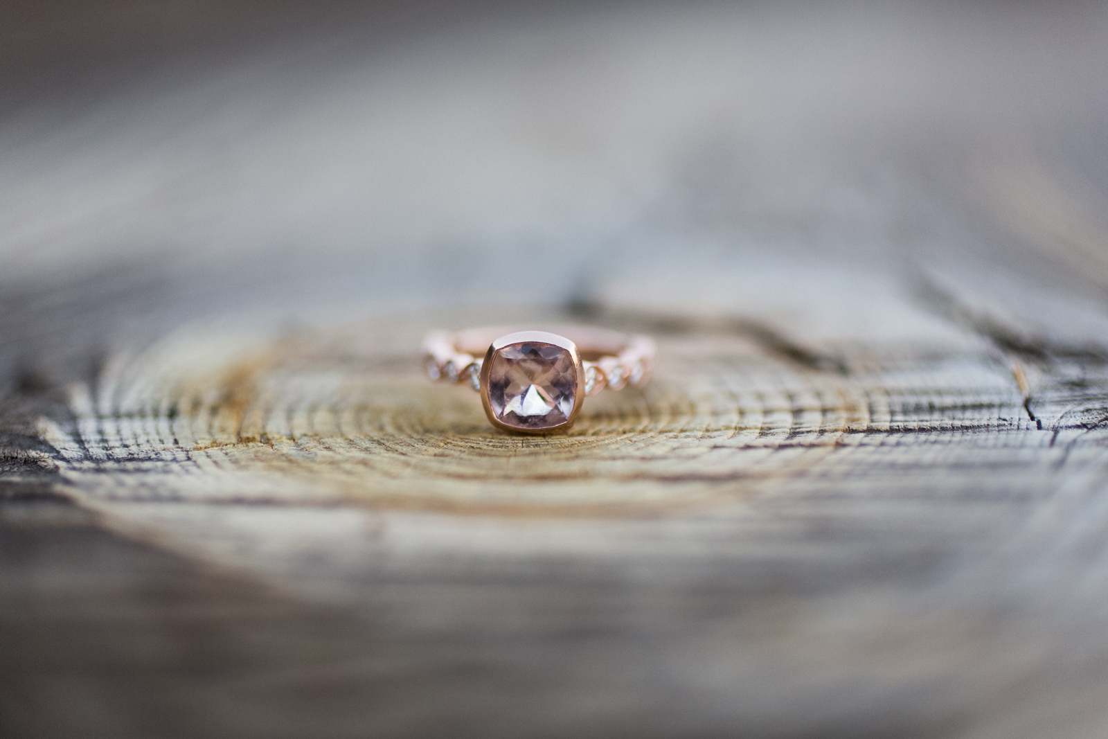 Engagement session with Calaveras county wedding photographer