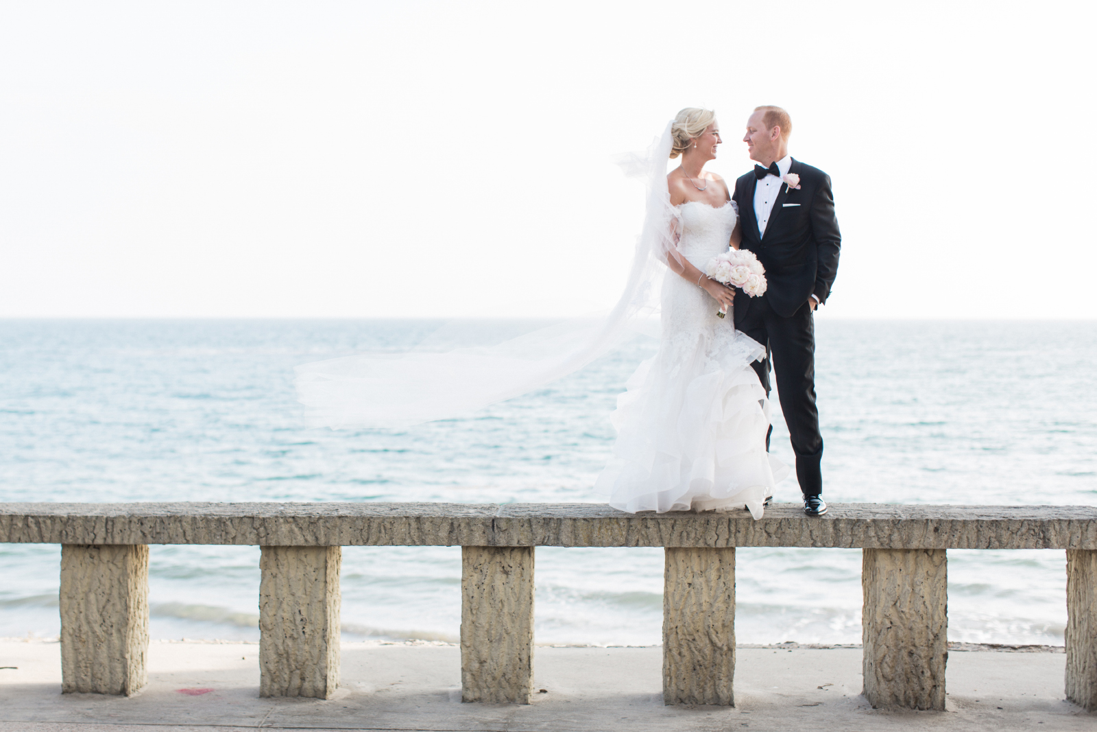 Santa Barbara wedding at the Four Seasons Biltmore
