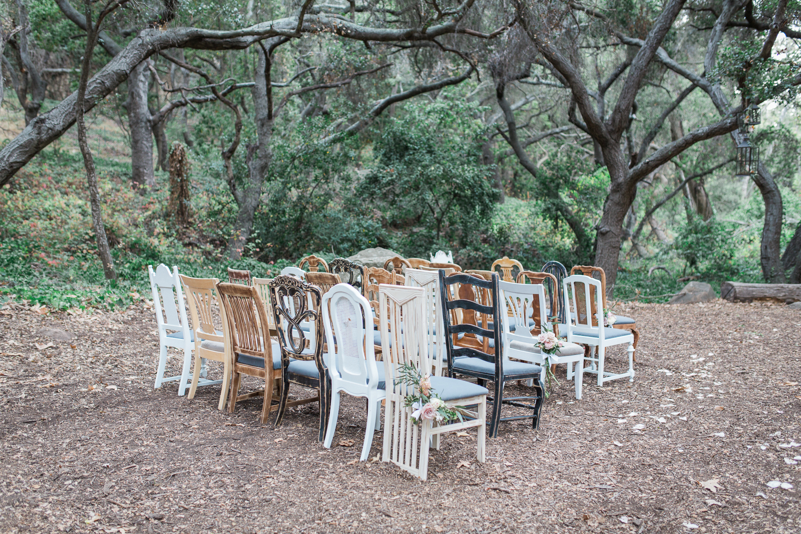 Amazing vintage chair rentals from Avenue twelve