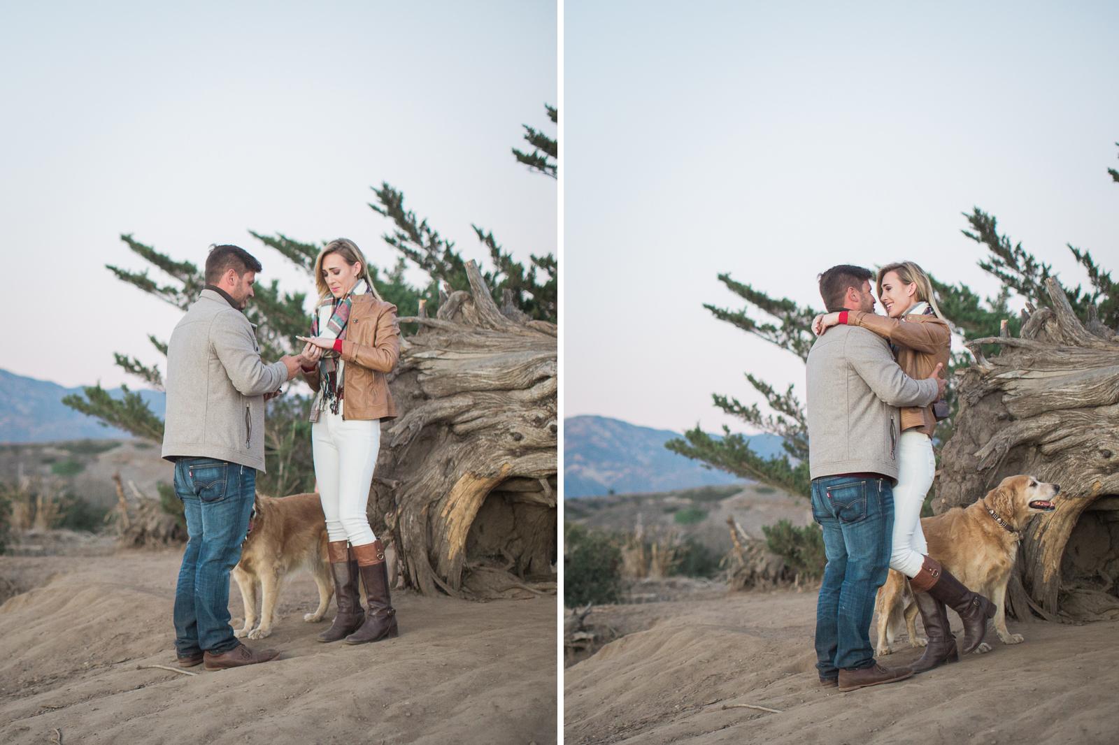 Santa Barbara proposal at the Wilcox