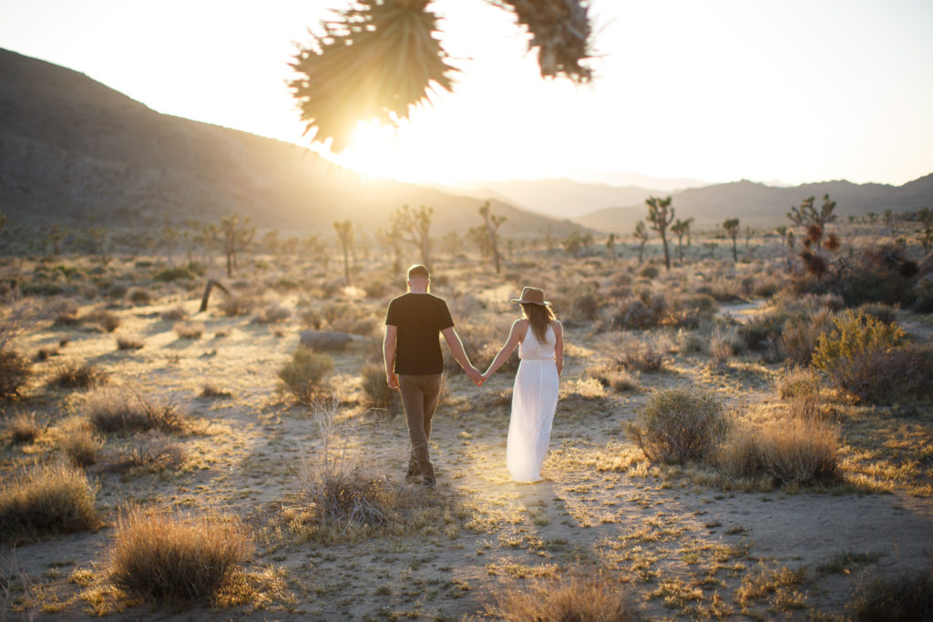 Hip, airy boho vibes in Joshua Tree