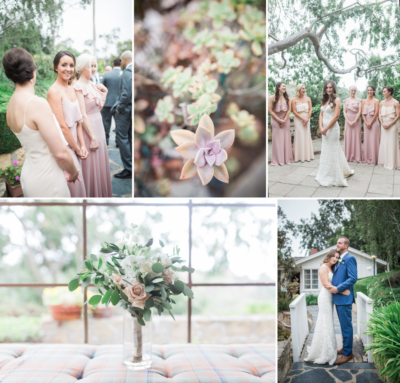 Mediterranean vibes for this Santa Barbara Riviera Wedding