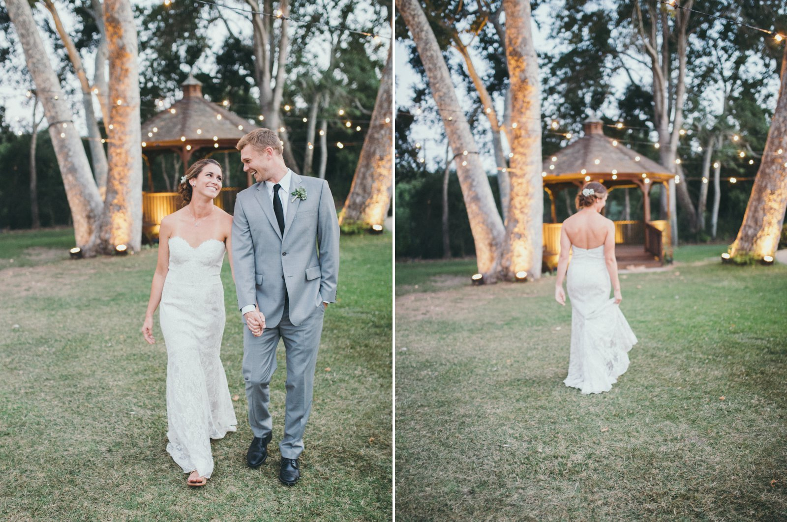 Beautiful Outdoor Carpinteria Wedding