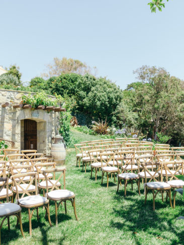Villa Della Famiglia Wedding | Santa Barbara