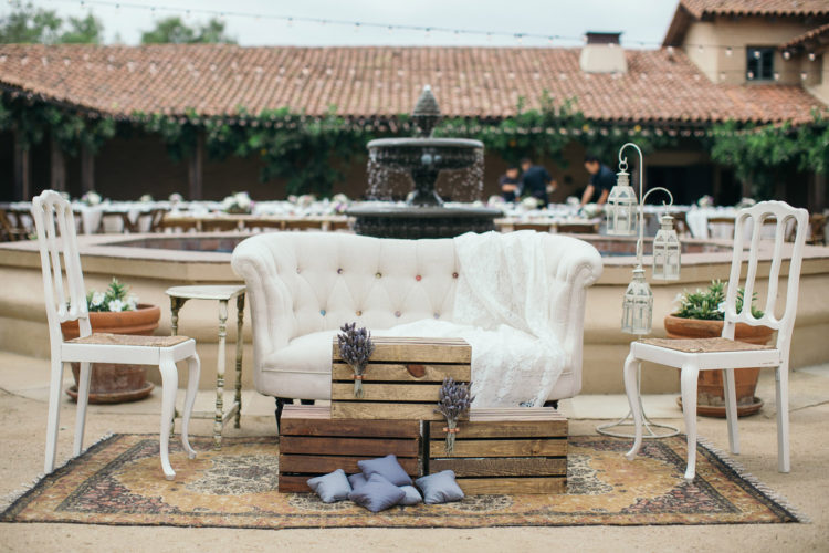Santa Barbara Historical Museum Wedding   Vintage Rentals