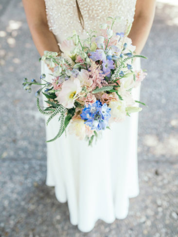 Santa Barbara Zoo Wedding | Bridal bouquet