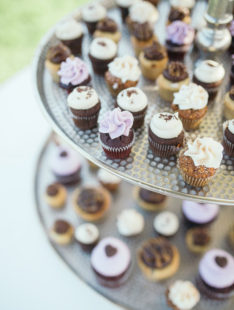 Santa Barbara Zoo Wedding | Cupcakes and deserts