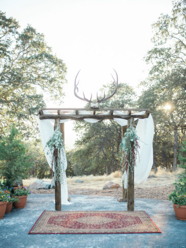 Boho Chic Sonora Wedding | Hipster Wedding Vibes